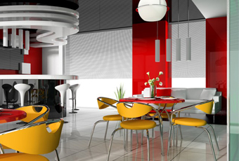 Commercial Interiors | ETheDesignINC